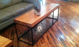 Heavy Pine Coffee Table